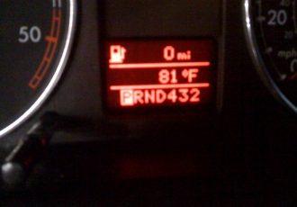 高速道路でガス欠になったら違反って知ってた?