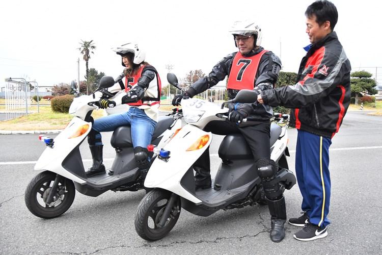バイク免許取得教習所