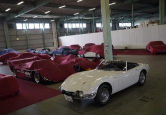 本物のボンドカーを発見!!世界に2台だけのトヨタ・2000GT!