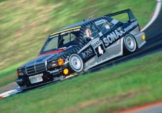 日本にわずか50台!!あの頃みんな憧れたメルセデスベンツ190E 2.5-16V エボリューションII