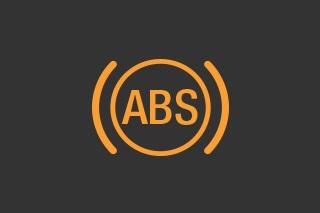 abs ブレーキアシスト 警告灯