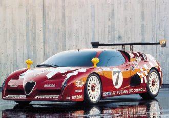 目標はFIA-GT出場!!アルファロメオが本気で作ったスーパーカー『シゲーラ』!!