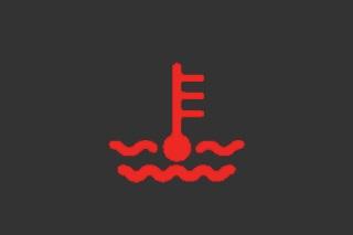 水温警告灯