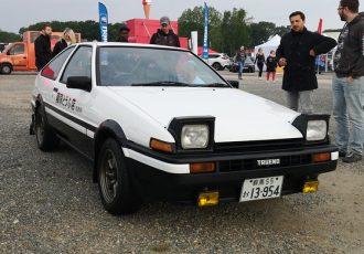 AE86が●●万円!?漫画「頭文字D」に出てきたクルマの中古車価格が高すぎる!