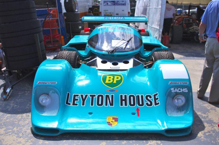 レイトンハウス クレーマーレーシング ポルシェ962C 1989年 ル・マン
