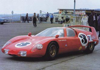 実は乗用車も作ってた!!日野自動車のスポーツカーがカッコいい!