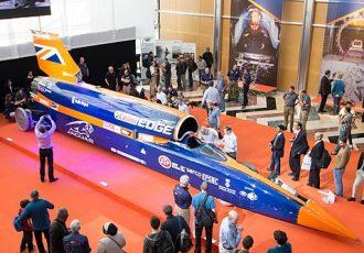 最高速1227km/h!!世界最速のクルマを知っていますか?