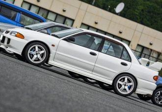 よく見たら…速そう!!24歳オーナーのランエボ3がシンプルにカッコいい!【勝手に愛車紹介】