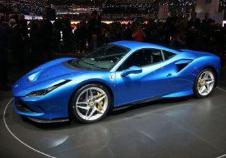 V8フェラーリの最高傑作!!720馬力を発揮するF8トリブートが登場!