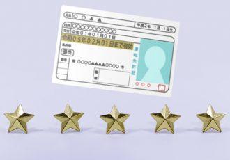 交通違反の減点がゼロになるって知ってた?ゴールド免許のために違反制度を徹底解説!