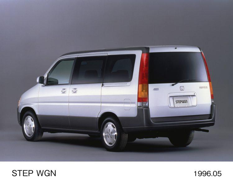ホンダ STEP WGN ステップワゴン 初代 リア