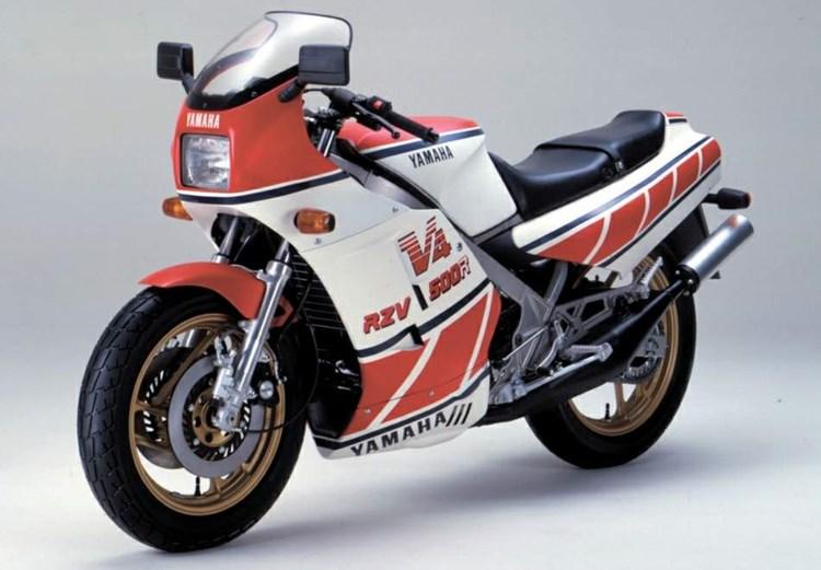 ヤマハ・RZV500R