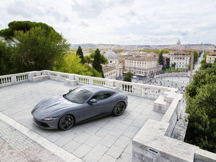 フェラーリ ローマ Ferrari ROMA