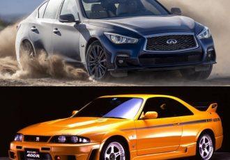 後継モデルと呼べるのか?2台の400Rを比較してみた。
