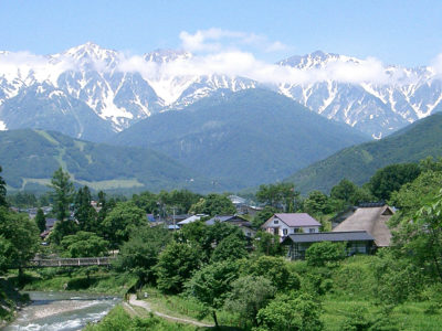 Hakuba Adventure.
