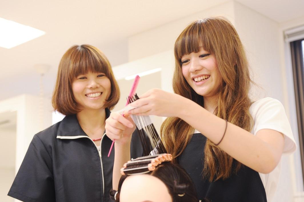 【ヘア体験】選べるヘア体験☆