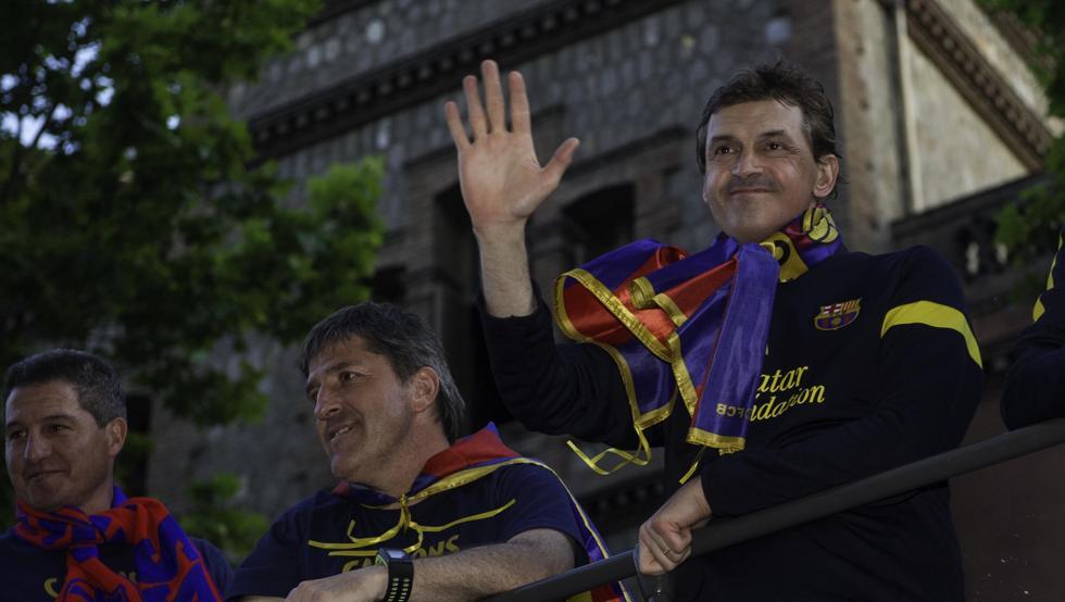 故ティト・ビラノバ監督、3回忌 | Mundo Deportivo JP