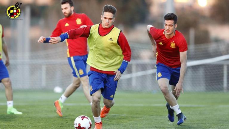 U―21スペイン代表親善試合 | Mun...