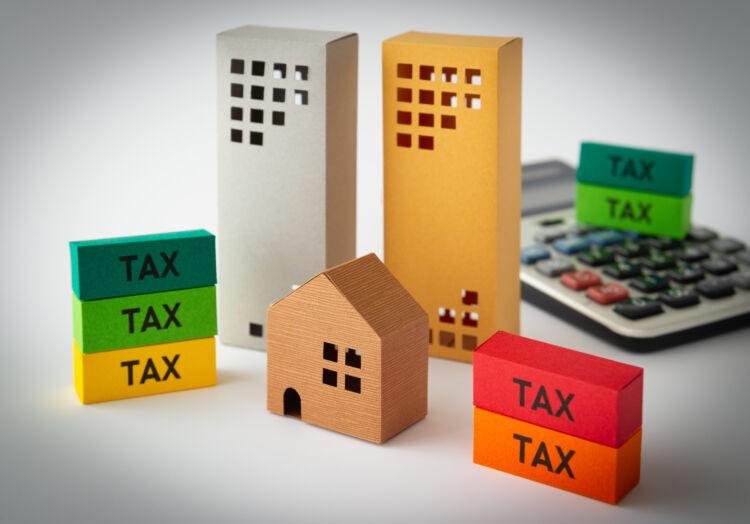 知らないと危険!不動産収入にかかる税金の計算方法