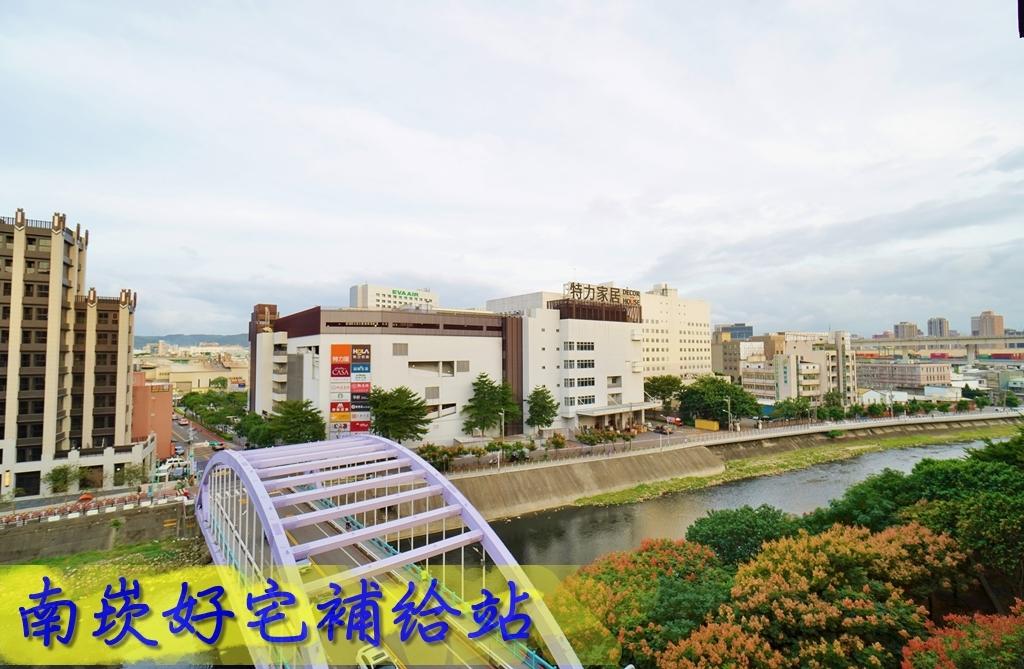 <桃園南崁> 麗寶新台北河岸大三房車