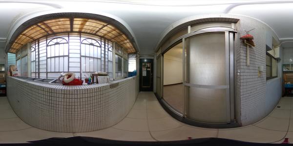 古亭捷運電梯明亮三房
