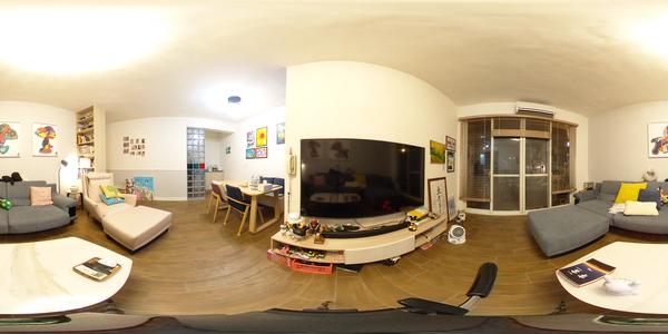 裝潢美美公寓