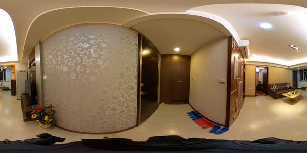 B44晴光溫馨裝潢兩房