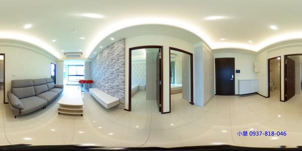 麗寶豐洲景觀全新裝潢三房
