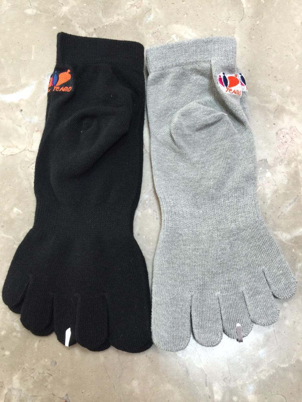 竹炭五趾襪