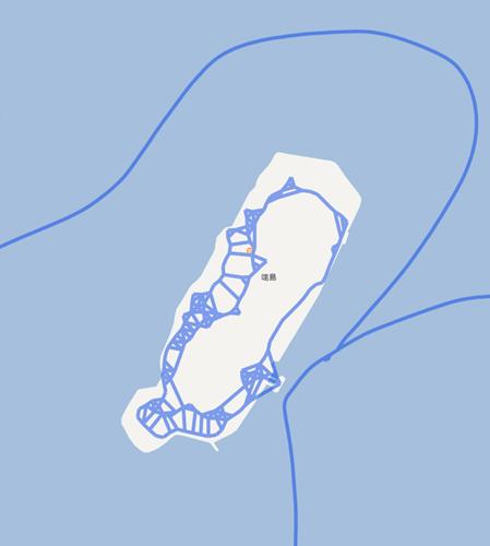 軍艦島ストリートビュー007