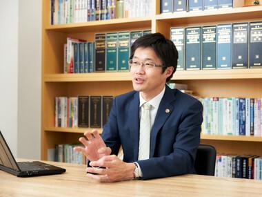 弁護士 北畑亮/北畑法律事務所.2