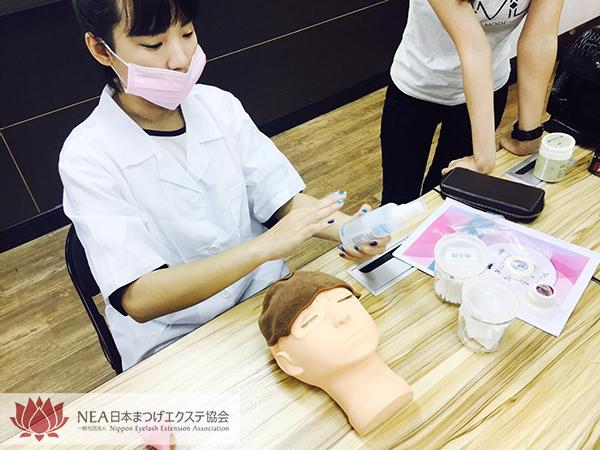 2018夏季七月【NEA美睫檢定】考程表及模擬衝刺班時間