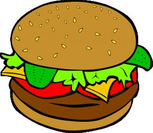 バーガーを陵駕するバーガー ~湿布の味と共に~