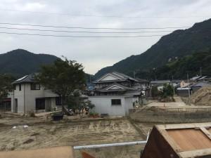 西日本豪雨災害ボランティアレポ① がんばろう広島 広島県呉市災害ボランティアへ行ってきました