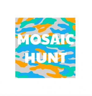 MOSAIC HUNT(モザハン)のロゴコンペに応募してみた