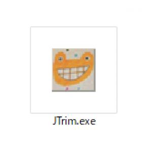 便利なフリーソフト:JTrim