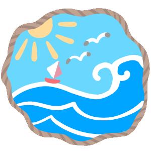 七里ヶ浜の素敵な景色のおすそ分け〜初アポスティーユもしたよ!〜