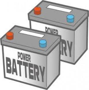 車のバッテリーがあがってしまった時の対処方