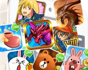 皆さんはなんのゲームアプリやってますか?