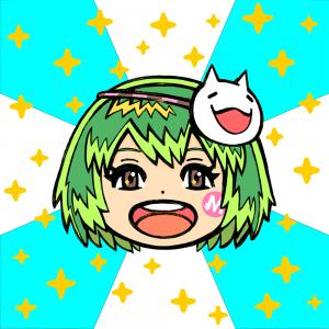 モナコインちゃんアニメ主題歌作成状況です!!