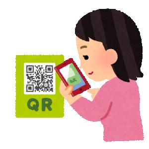 Tx用QRコードの利用についての考察