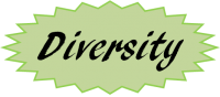 多様性=ダイバーシティ について
