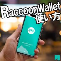 【保存版】Raccoon Walletの使い方!