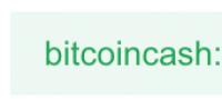 Bitcoin Cashの送金に四苦八苦・・・・