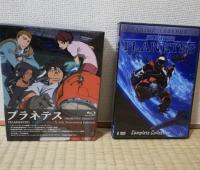 プラネテス の Blu-rayディスク 買ってしまった。