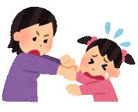 歪んだ親子関係