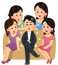 女性にモテる方法  (雑談)