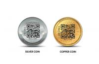 LuxTagリアルコインのデザインコンペに参加して銀貨銅貨をゲットしよう!