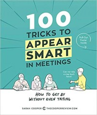 """""""100 Tricks to Appear Smart In Meetings"""" を読んで"""