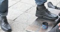 靴磨きの少年の25年後